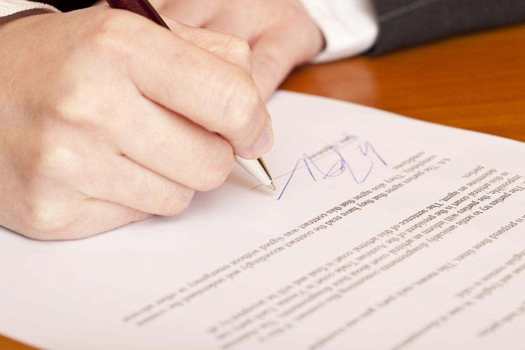 Title & Document Preparation