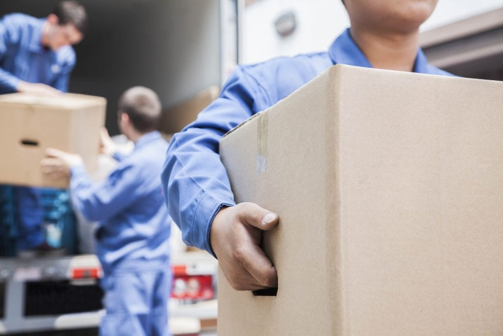 Moving & Relocation Services